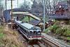 SEPTA; Allen Lane PA; 4/1990