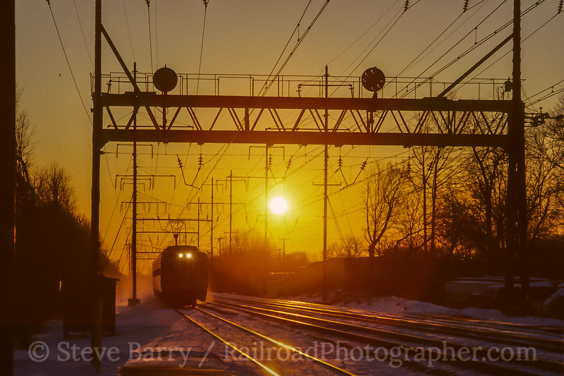 SEPTA; Glenolden PA; 2/4/96