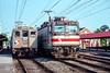 Photo 5398<br /> Southeastern Pennsylvania Transportation Authority<br /> Bryn Mawr, Pennsylvania<br /> July 1990