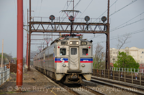 Photo 3751 Southeastern Pennsylvania Transportation Authority; Chester, Pennsylvania April 21, 2016