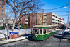 Photo 4107<br /> Southeastern Pennsylvania Transportation Authority; Filbert & 39th, Philadelphia, Pennsylvania<br /> January 2000
