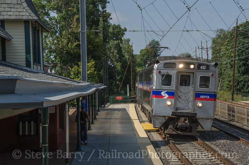 Photo 2462<br /> Southeastern Pennsylvania Transportation Authority; Wayne, Pennsylvania<br /> September 22, 2012