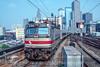 Photo 5412<br /> Southeastern Pennsylvania Transportation Authority<br /> 30th Street Station, Philadelphia, Pennsylvania<br /> July 1990