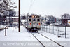 Photo 4494<br /> Southeastern Pennsylvania Transportation Authority<br /> West Chester, Pennsylvania<br /> December 1983
