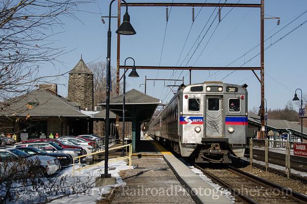 Photo 3312 Southeastern Pennsylvania Transportation Authority; Elkins Park, Pennsylvania February 20, 2015
