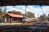 Photo 4652<br /> Amtrak<br /> Overbrook, Philadelphia, Pennsylvania<br /> April 23, 2018