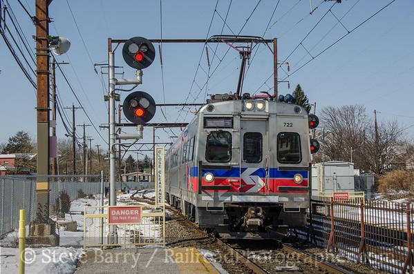 Photo 3311 Southeastern Pennsylvania Transportation Authority; Glenside, Pennsylvania February 20, 2015