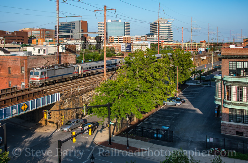 Photo 5171<br /> Southeastern Pennsylvania Transportation Authority<br /> Wilmington, Delaware<br /> August 24, 2018