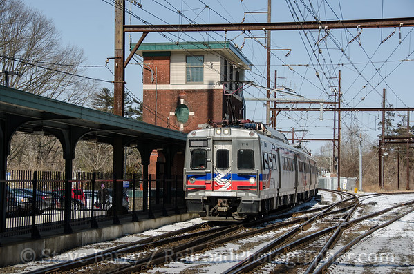 Photo 3310 Southeastern Pennsylvania Transportation Authority; Jenkintown, Pennsylvania February 20, 2015
