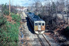 Photo 4451<br /> Southeastern Pennsylvania Transportation Authority<br /> Newtown, Pennsylvania<br /> November 1982