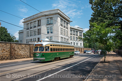 Photo 5110<br /> Southeastern Pennsylvania Transportation Authority<br /> Girard College, Philadelphia, Pennsylvania<br /> July 28, 2018