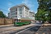 Photo 5110<br /> Southeastern Pennsylvania Transportation Authority<br /> Girard College, Philadelphia, Pennsylvania<br /> July 28, 2018