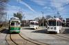 Photo 3675<br /> Southeastern Pennsylvania Transportation Authority; Yeadon Loop, Yeadon, Pennsylvania<br /> February 6, 2016