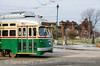 Photo 3676<br /> Southeastern Pennsylvania Transportation Authority; Mount Moriah Loop, Philadelphia, Pennsylvania<br /> February 6, 2016