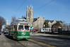 Photo 4033<br /> Southeastern Pennsylvania Transportation Authority; Chester & 58th, Philadelphia, Pennsylvania<br /> February 4, 2017