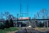 Photo 4722<br /> Southeastern Pennsylvania Transportation Authority<br /> Upper Darby, Pennsylvania<br /> November 1981
