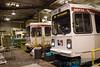 Photo 2292<br /> Southeastern Pennsylvania Transportation Authority; Elmwood Depot, Philadelphia, Pennsylvania<br /> December 10, 2011