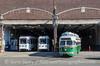 Photo 4032<br /> Southeastern Pennsylvania Transportation Authority; Callowhill Depot, Philadelphia, Pennsylvania<br /> February 4, 2017