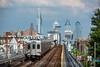 Photo 5112<br /> Market-Frankford Subway-Elevated (SEPTA)<br /> 56th Street, Philadelphia, Pennsylvania<br /> July 28, 2018