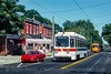 Photo 5016<br /> Southeastern Pennsylvania Transportation Authority<br /> Girard & Redfield, Philadelphia, Pennsylvania<br /> August 2000