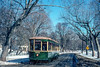 Photo 5068<br /> Southeastern Pennsylvania Transportation Authority<br /> Chester & 45th, Philadelphia, Pennsylvania<br /> January 2001