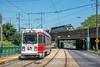 Photo 4865<br /> SEPTA and NJ Transit<br /> Girard & 34th, Philadelphia, Pennsylvania<br /> June 17, 2018
