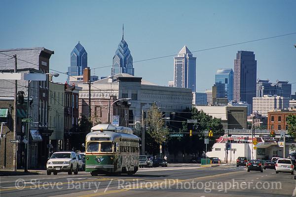 Photo 4208 Southeastern Pennsylvania Transportation Authority; Girard & Day, Philadelphia, Pennsylvania August 2005