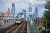 Photo 4069<br /> Southeastern Pennsylvania Transportation Authority; 56th Street, Philadelphia, Pennsylvania<br /> May 7, 2017