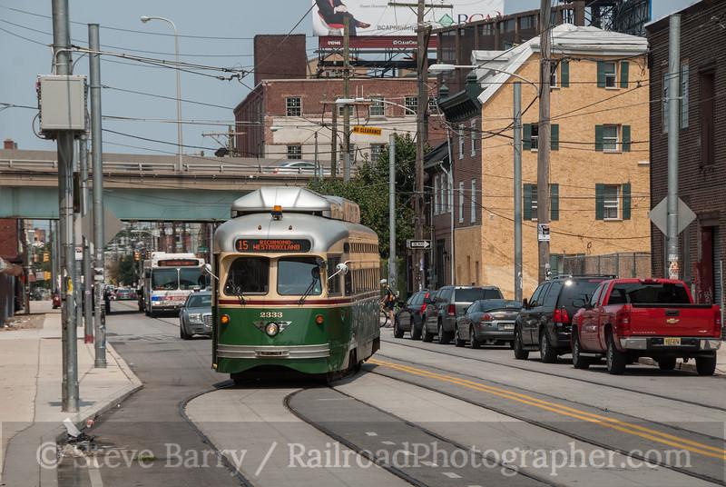 Photo 2435<br /> Southeastern Pennsylvania Transportation Authority; Philadelphia, Pennsylvania<br /> August 17, 2012