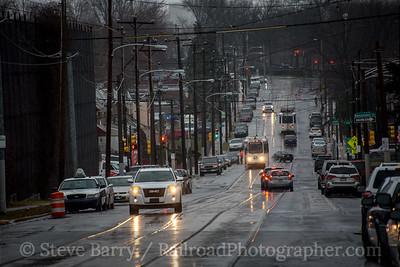 Photo 5435<br /> Southeastern Pennsylvania Transportation Authority<br /> Elmwood & Alden, Philadelphia, Pennsylvania<br /> January 5, 2019
