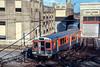 Photo 4457<br /> Southeastern Pennsylvania Transportation Authority<br /> Fern Rock, Pennsylvania<br /> March 1988