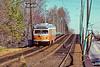 SEPTA; Drexel Hill PA; 11/81