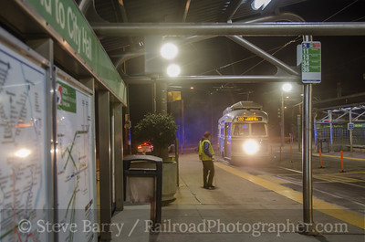 Photo 3288 Southeastern Pennsylvania Transportation Authority; 40th Street Portal, Philadelphia, Pennsylvania December 31, 2014