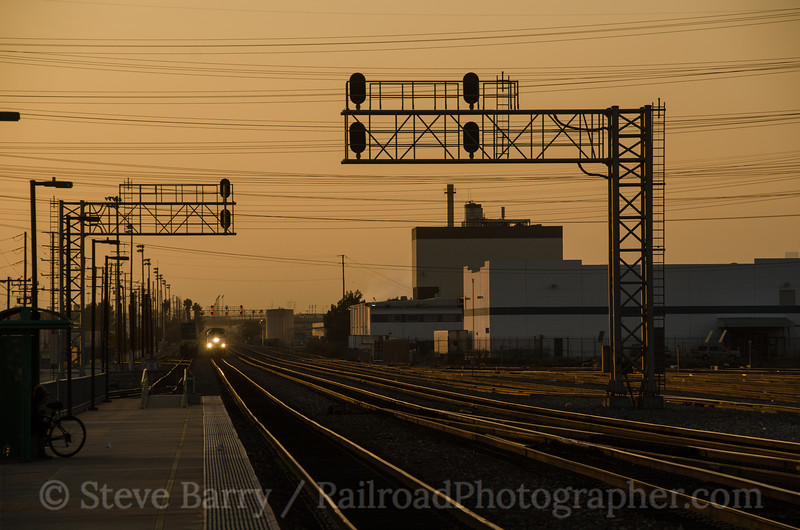 Photo 3104<br /> Metrolink; Commerce, California<br /> March 6, 2014