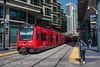 Photo 4348<br /> Metropolitan Transit System<br /> City College Station, San Diego, California<br /> September 26, 2017