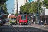 Photo 4346<br /> Metropolitan Transit System<br /> 5th Avenue Station, San Diego, California<br /> September 26, 2017