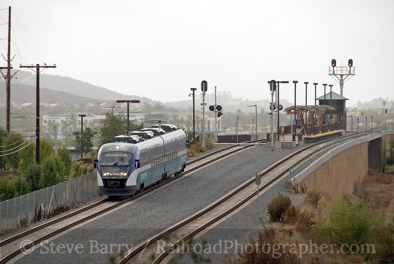 Photo 1694<br /> Sprinter; San Marcos, California<br /> October 27, 2009
