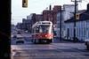 Photo 0777<br /> Toronto Transit Commission; Bathurst Street, Toronto, Ontario<br /> September 1980