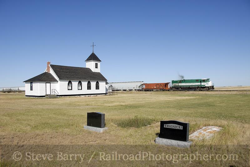 Photo 1298<br /> Great Western; Maxstone, Saskatchewan<br /> September 11, 2008