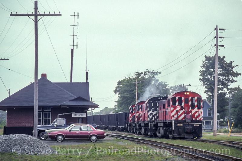 Windsor & Hantsport; Hantsport NS; 8/1996