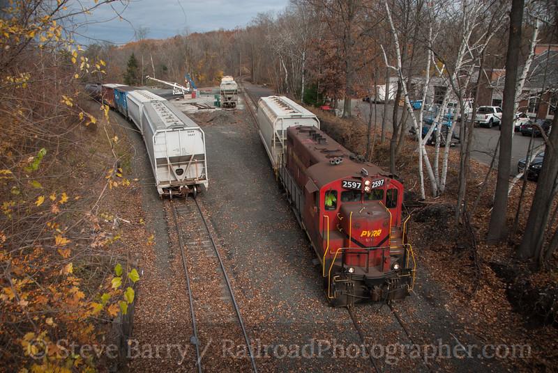 Photo 3256<br /> Pioneer Valley; Westfield, Massachusetts<br /> November 10, 2014