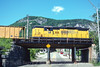 Photo 4564<br /> St. Lawrence & Atlantic<br /> Berlin, New Hampshire<br /> July 1996