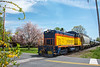 Photo 5535<br /> Landisville Railroad<br /> Landisville, Pennsylvania<br /> April 22, 2019