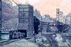 Photo 5223<br /> Jewell Coal & Coke<br /> Vansant, Virginia<br /> November 1990