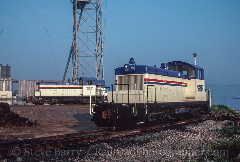 Photo 2840<br /> Harvest States; Superior, Wisconsin<br /> September 1991