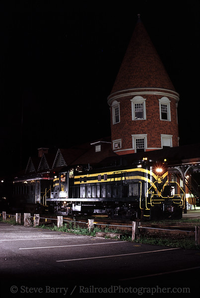 Photo 0132<br /> Rail Tours; Jim Thorpe, Pennsylvania