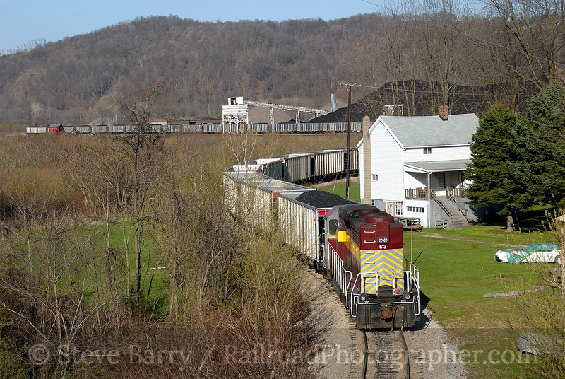 Photo 0944<br /> Warrenton Coal; Rayland, Ohio<br /> April 13, 2007