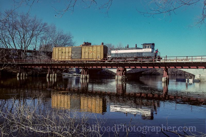 New York & Greenwood Lake; Garfield NJ; 1/1998