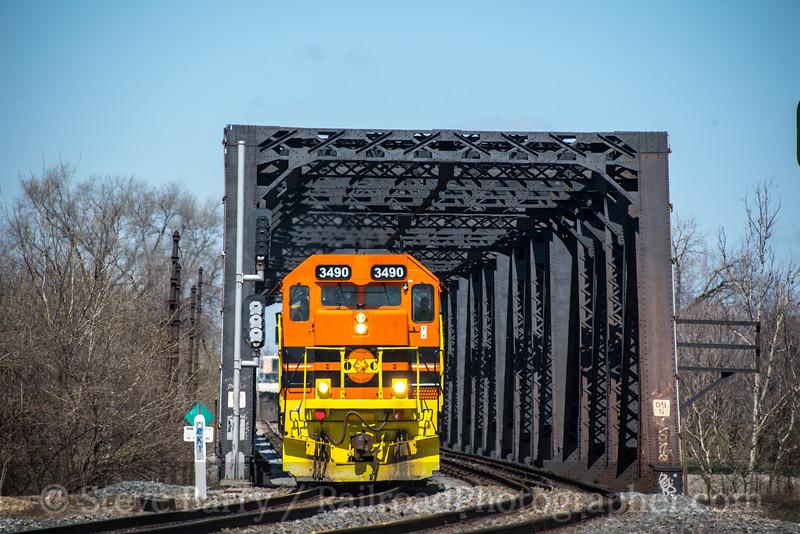Photo 4631<br /> Ohio Central<br /> Columbus, Ohio<br /> April 8, 2018