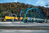 Photo 5448<br /> Conemaugh & Black Lick<br /> Johnstown, Pennsylvania<br /> October 1991